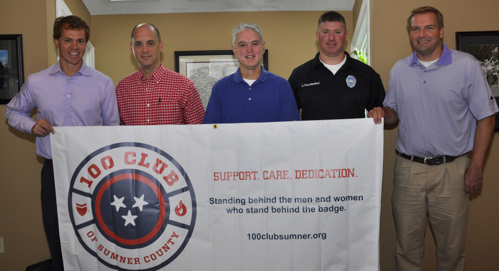 100 Club of Sumner County Board Members and Advisors